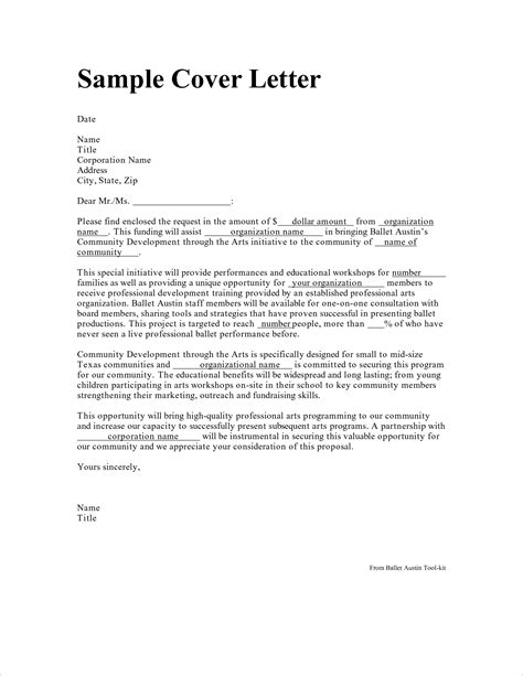 addressing cover letter business templated
