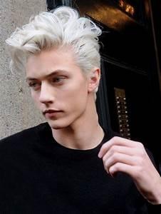 Coupe De Cheveux Homme Hipster : coloration blonde pour homme un claircissement s impose obsigen ~ Dallasstarsshop.com Idées de Décoration