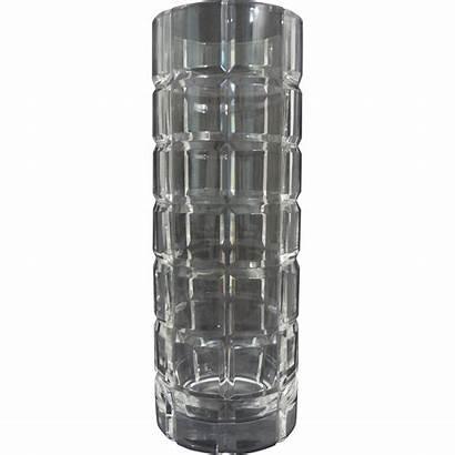 Crystal Vase Modern Tiffany Plaid Aa Rubylane