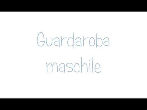 Guardaroba Maschile by Organizzazione Armadio Guardaroba Maschile