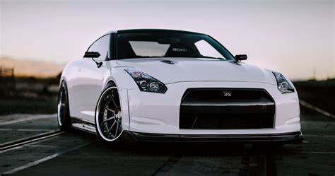 Nissan Gtr Jdm 4k Ultra Hd Wallpaper