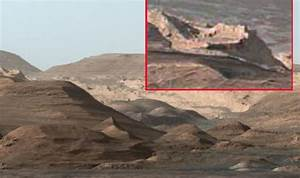 SHOCK NASA IMAGES: Amazing 'WALLED CITY' found on Mars ...