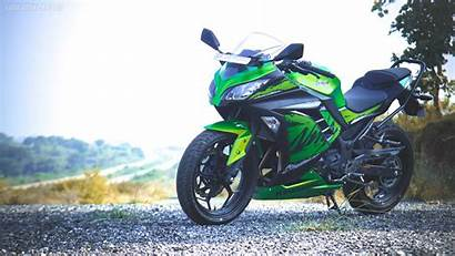 Ninja Kawasaki 300 Wallpapers Abs Iamabiker Motorcycle