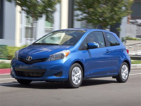 Toyota Yaris Picture by 2012 Toyota Yaris Price Photos Reviews Features