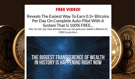 bitcoins mined per day bitcoins wealth club review scam or legit dale rodgers