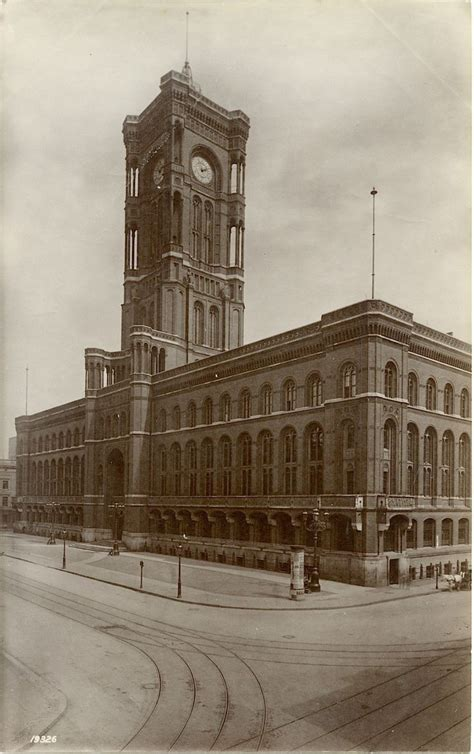 Vintage Berlin Mitte by 25 Best Ideas About Rotes Rathaus On