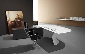 Bureau Moderne Design : bureau ola cuir montpellier 34 n mes 30 s te ~ Teatrodelosmanantiales.com Idées de Décoration