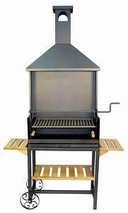 Barbecue De Jardin : barbecue chemin e r f am nagement ext rieur cuisine ~ Premium-room.com Idées de Décoration