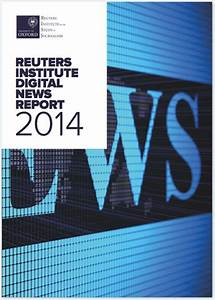 Executive Summary - Reuters Institute Digital News Report 2014