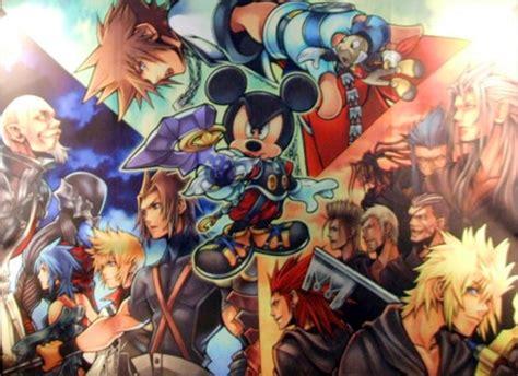 Kh3582 Days  Kingdom Hearts 3582 Days Photo (24963061