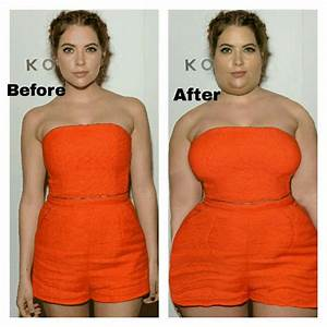 Ashley Benson Weight gain Before and After by MAGICMAN22 ...