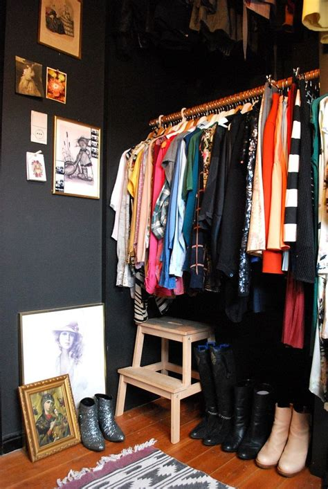 The Closet by Beautiful Walls In A Neat And Tidy Closet Closet