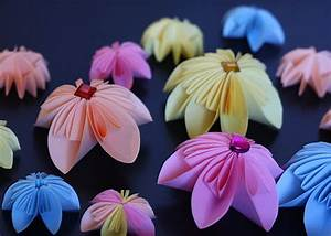 Papierblumen Basteln Anleitung : papierblumen basteln ~ Orissabook.com Haus und Dekorationen
