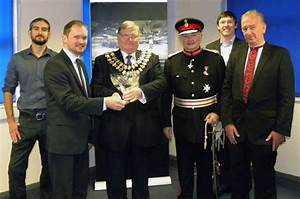 ParkCloud presented with Queen's Award for Enterprise