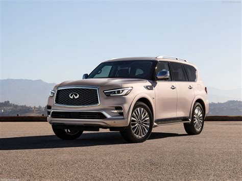 Infiniti Qx80 Picture by Infiniti Qx80 2018 Picture 5 Of 73