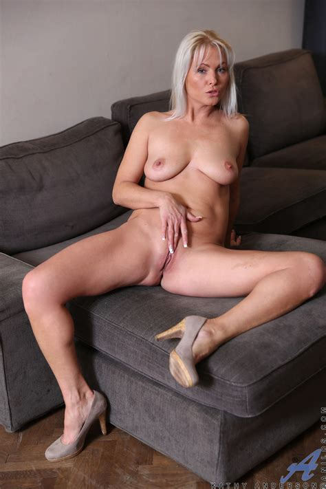 anilos blonde mature featuring kathy anderson photos