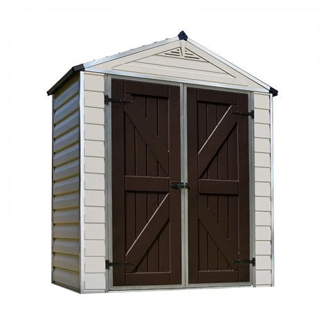 keter factor 6 x 3 ft storage shed