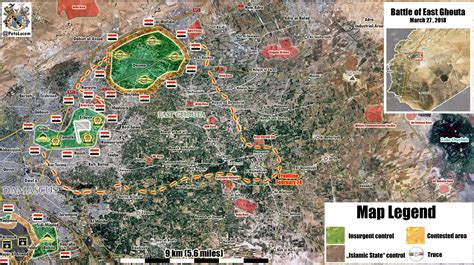 Syrian Army Readies Forces To Storm Last Rebel