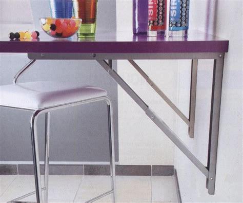 Table Pour Cuisine - mobilier table table rabattable pour cuisine
