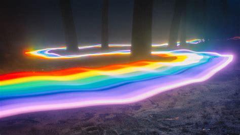 Artist Captures Mario Kart Rainbow Road Irl Nerdist