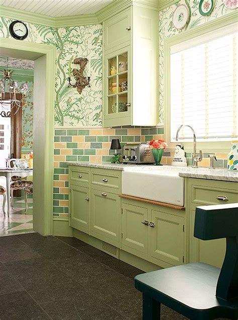 Best 25+ Apple Green Kitchen Ideas On Pinterest  Green