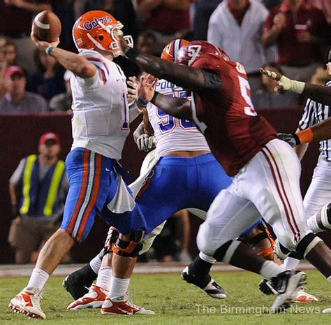 Inexperienced? Alabama leads nation in scoring defense ...