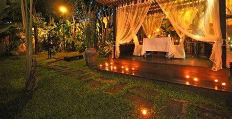 lanterne per candele da esterno decorare un giardino per una festa foto 18 40 design mag