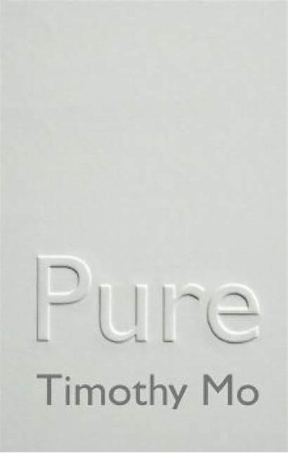 Pure Mo Timothy Books Turnaround London Thestar