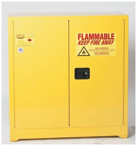 flammable liquid storage cabinet manufacturers eagle flammable liquid safety storage cabinet two self