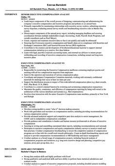 Resume Profile Exles by Sle Application Letter For Any Position Pdf Best