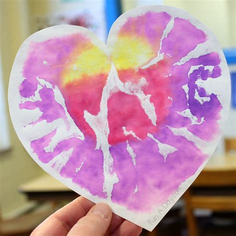 february art projects preschool 7 and easy s day crafts for preschoolers 230