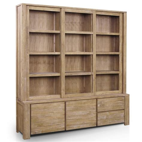 wood bookcase with doors 15 photo of large solid wood bookcase