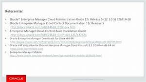 oracle enterprise manager cloud control 12c With oracle document management cloud