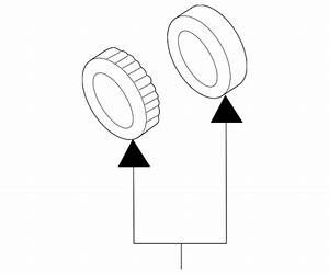 Genuine Gm Differential Pinion Bearing 25824252