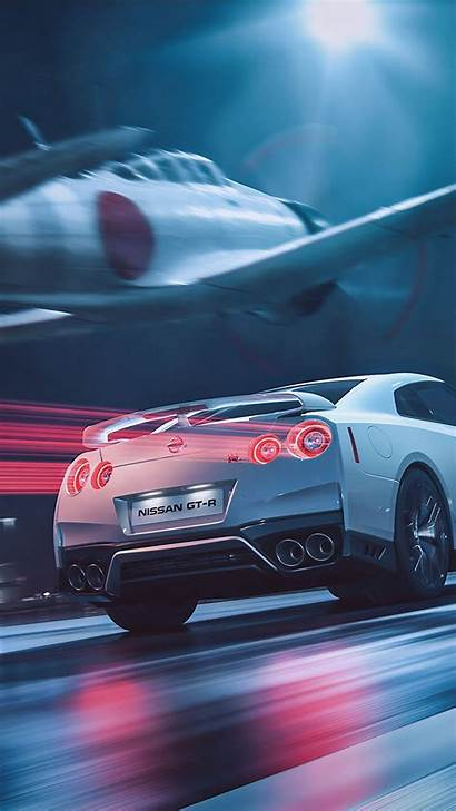 Gtr Android Nissan Iphone Samsung Mobile Cgi
