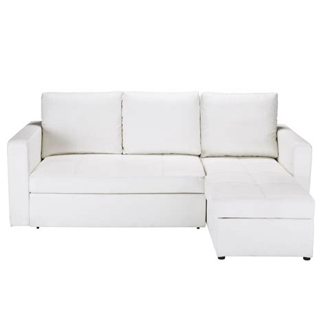 canape dangle convertible  places blanc toronto maisons du monde