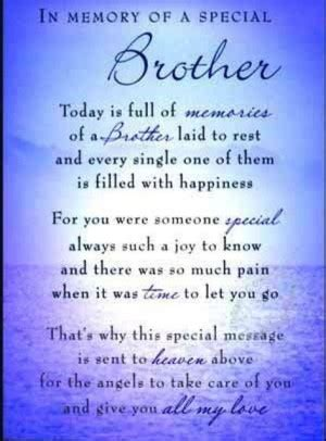 miss my brother in heaven quotes