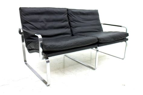 Two Person Sofa By Jrgen Lund And Ole Larsen For Bo Ex