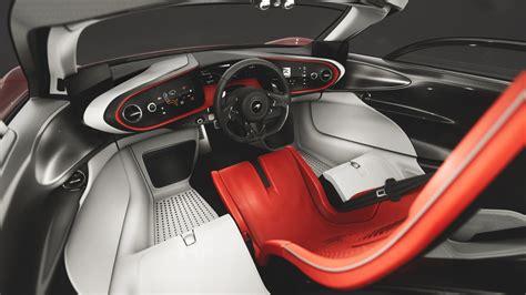 mclaren speedtail interior    wallpaper hd car