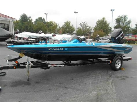Used Boat Parts Kentucky by 2012 Triton 18se Frankfort Kentucky Boats