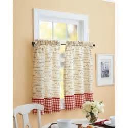 cafe kitchen curtains for an elegant kitchen