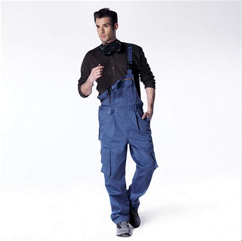 jumpsuit mens jumpsuit work wear bib s plus size m l