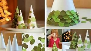 Papier Selber Machen : weihnachtsdeko selber machen 6 einfache bastelideen ~ Lizthompson.info Haus und Dekorationen