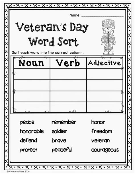 1000 ideas about veterans day activities on