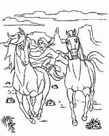 Horse Coloring Pages Herd Wild Horses Printable Adult Getcolorings Lovely sketch template