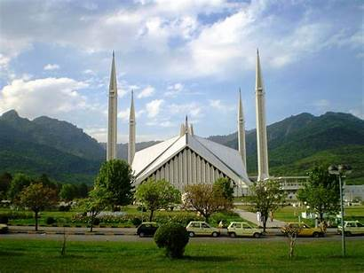 Mosque Pakistan Islamabad Faisal Attractions Mosques Masjid