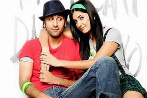 Katrina Kaif upset over lip-lock with Ranbir Kapoor in ...