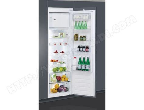 refrigerateur whirlpool 1 porte whirlpool arg18470a pas cher r 233 frig 233 rateur encastrable 1 porte whirlpool livraison gratuite