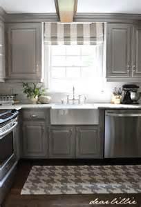 Black Faucet Kitchen Dear Lillie Our Home