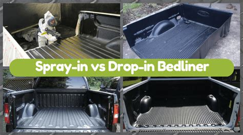 spray   drop  bedliner